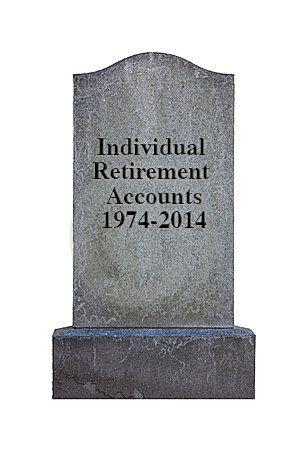 Is the U.S. Government Killing Individual Retirement Accounts? #IndividualRetirementAccounts  #USGovernment  #IRAplans  #selfdirectedIRA
