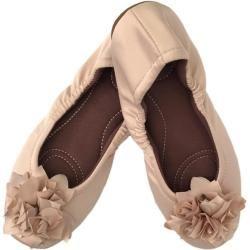 1 Paar Ballerina-Hausschuhe Tchibotchibo