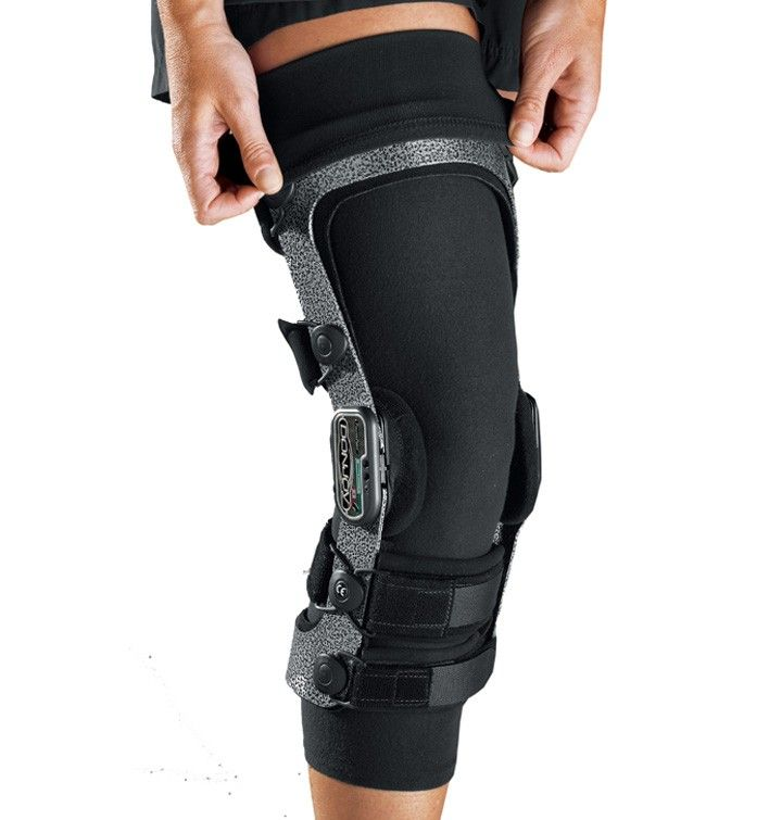 Knee sleeve for under knee brace