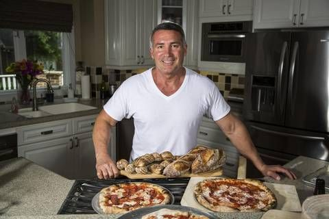 Joe Lovallo set out to improve the European-style breads that he bakes at home and shares with friends.