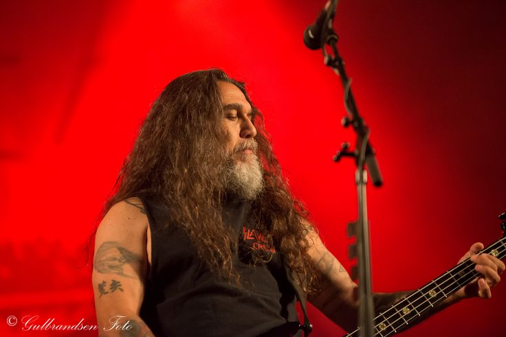 Slayer at Tons of Rock 2014