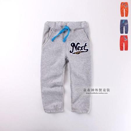 Внешней торговли детей одежды мальчиков детей к 2015 году весной спортивные брюки брюки Детские брюки случайные штаны весной чистый хлопок трикотаж  — 832.92р.