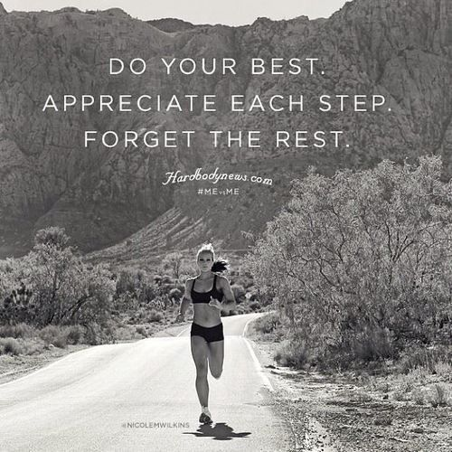 do your best: