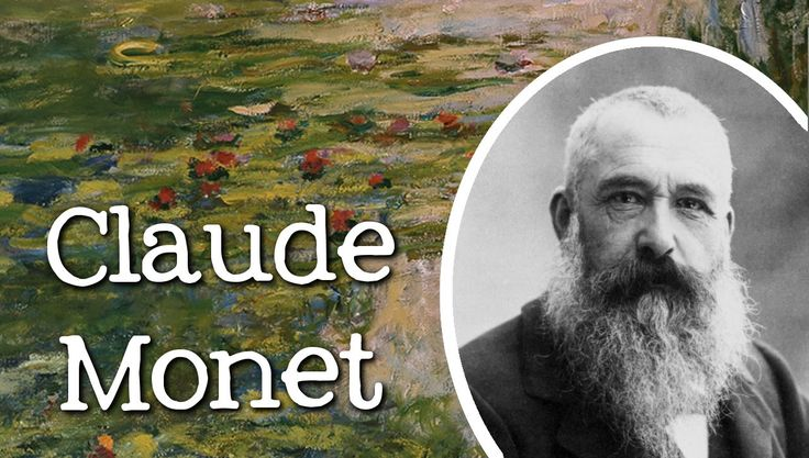 17 best images about art videos on pinterest getting to for Biographie claude monet