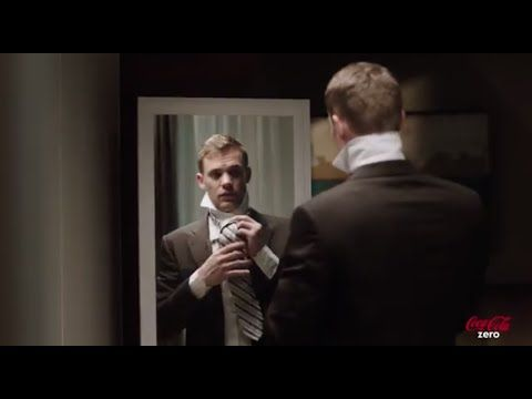 Really funny coke commercial with Manuel Neuer, for those of you who speak German. For those of you who don't, just enjoy cute Manu struggling to tie a tie.