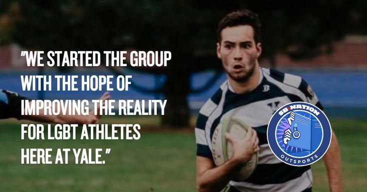Six male athletes at Yale, all of whom are in different stages of coming out, have started a powerful new support group specifically for LGBT athletes at Yale.