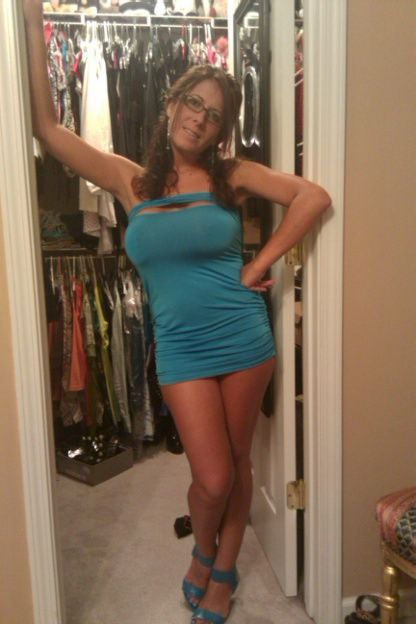 Milf slutty dress