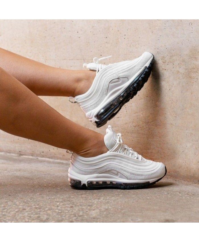 wholesale dealer 1b2fd e43f3 Nike Air Max 97 Womens Summit White Black
