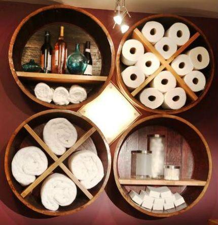 ideas almacenaje baños
