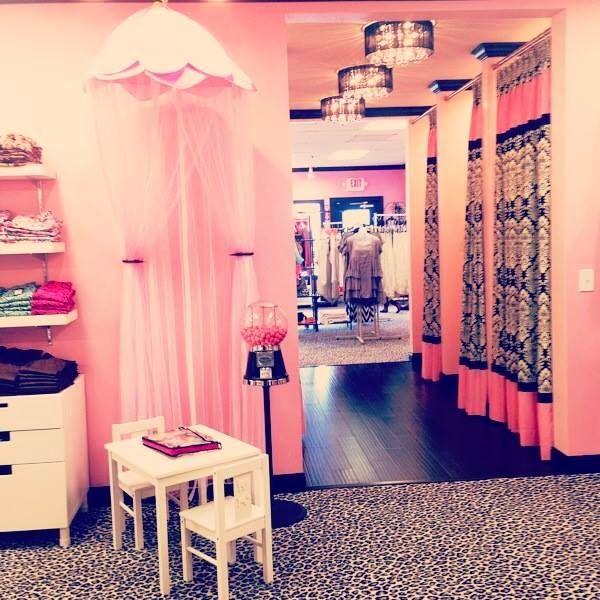 Boutique Decor Around The Boutique Pinterest