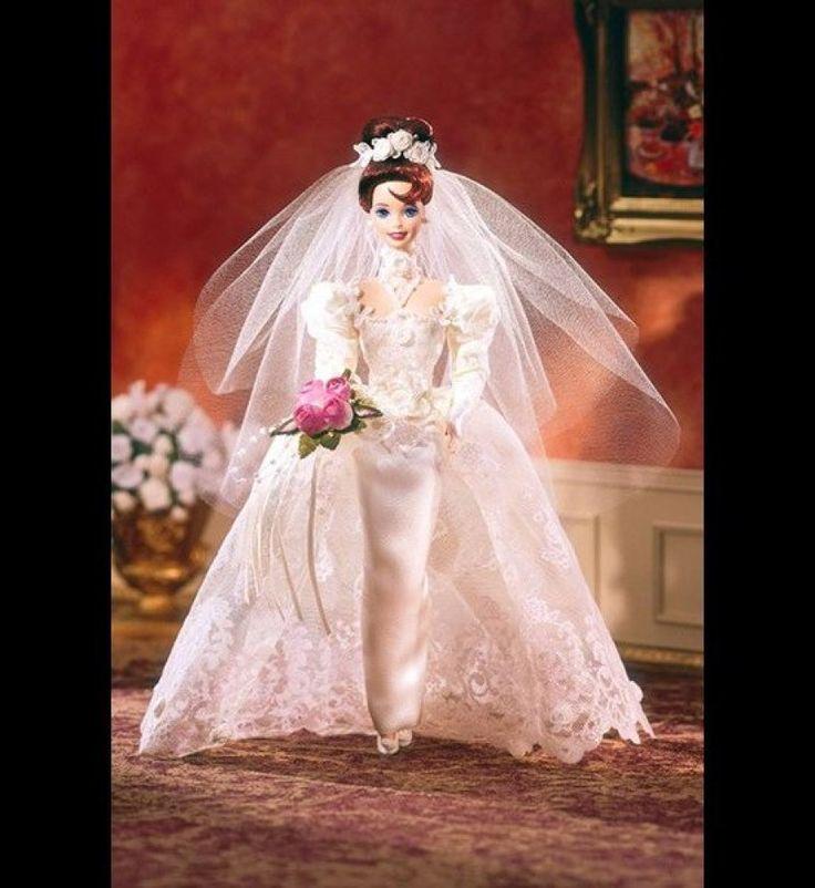 29 best Best Bridal Barbies images on Pinterest | Barbie braut ...