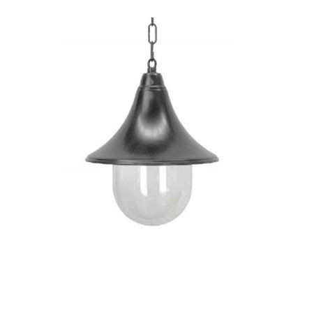 Exterior rated pendant light made in italy