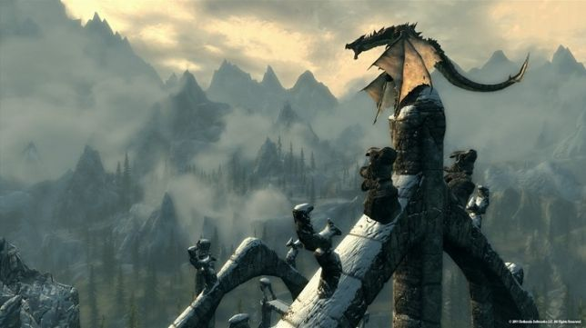 Skyrim Patch Indicates a Return to Solstheim