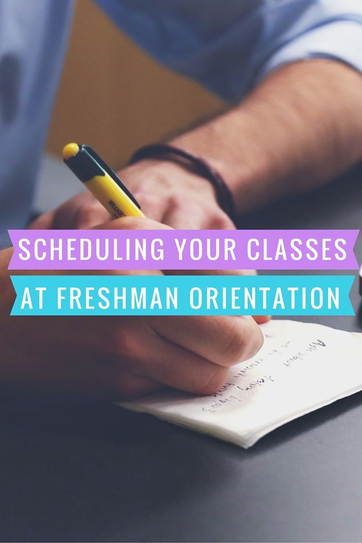 Hello! I'm going to continue writing about how to prepare for college, so here is the next post in that series! My first post about what to expect at freshman orientation can be found here. T…