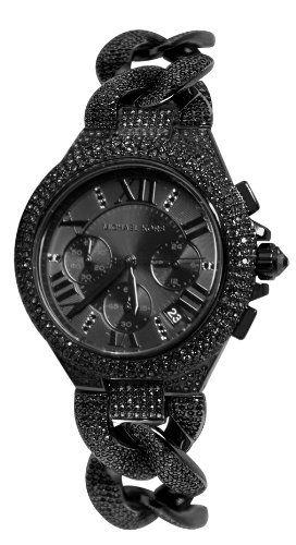 Michael Kors MK3249 Camille Black Chrono Date Glitz Dial Steel Women Watch NEW Michael Kors http://www.amazon.com/dp/B00HHY4UWQ/ref=cm_sw_r_pi_dp_ZlQwub0XM6XPP