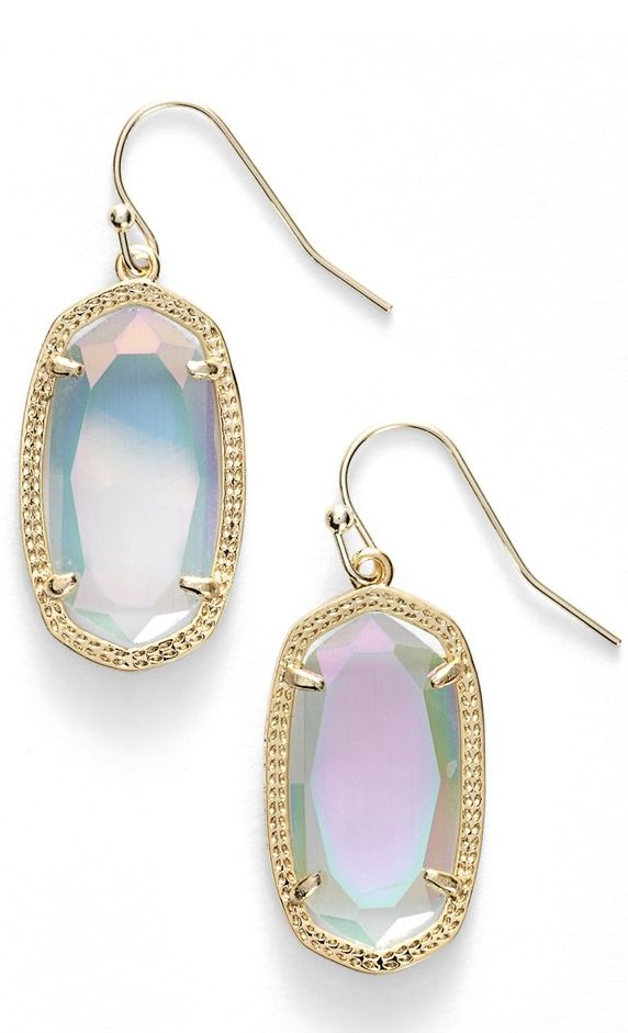 Kendra Scott earrings - on sale for $34 at the #nsale