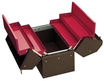 Cantilever Tool Boxes Case Hip Roof with Tray