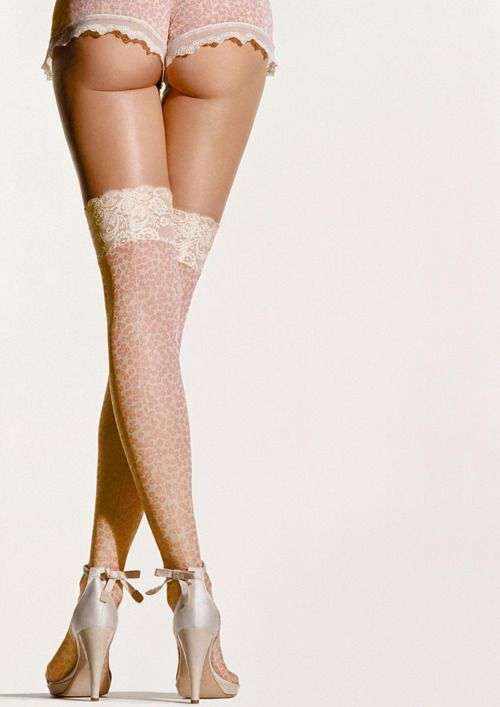 Stockings and panties coordinate