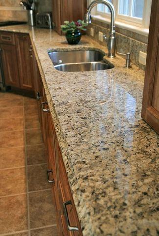 New Venetian Gold Granite Countertops Gold Granite