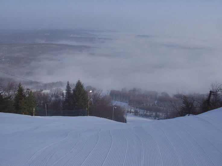 Fresh powder covers our Pennsylvania Ski Resort!  #MyCamelback