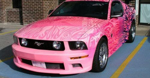 Pink :): Pinkmustang, Pink Cars, Stuff, Awesome, Ford Mustang, Vroom Vroom, Pink Mustang, Pretty, Dreams Cars