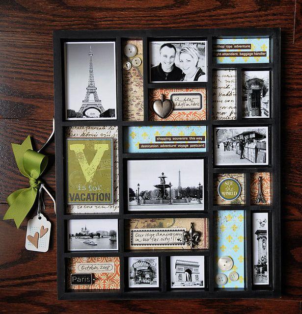 Printer's Tray - Letterblock, via Flickr.