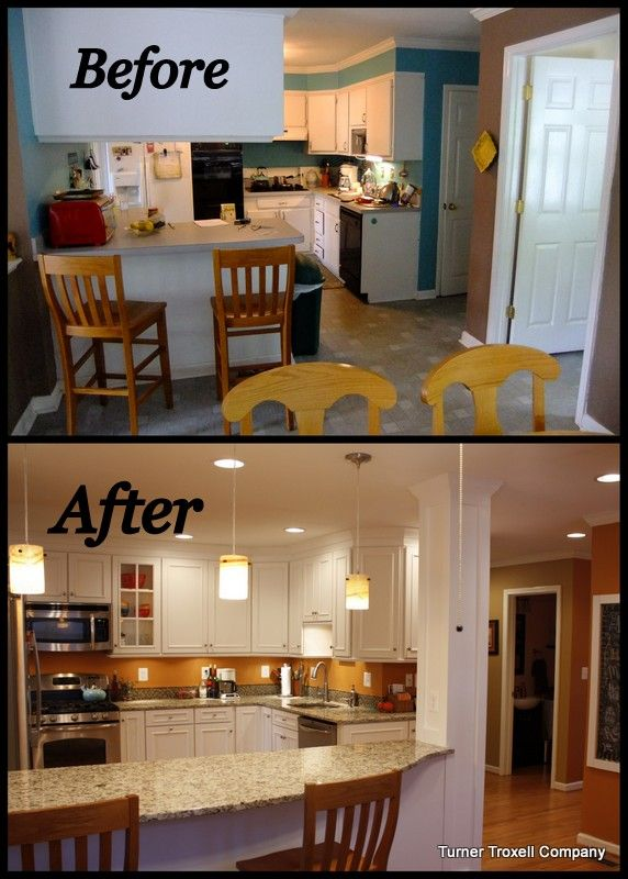 Before U0026 After Kitchen