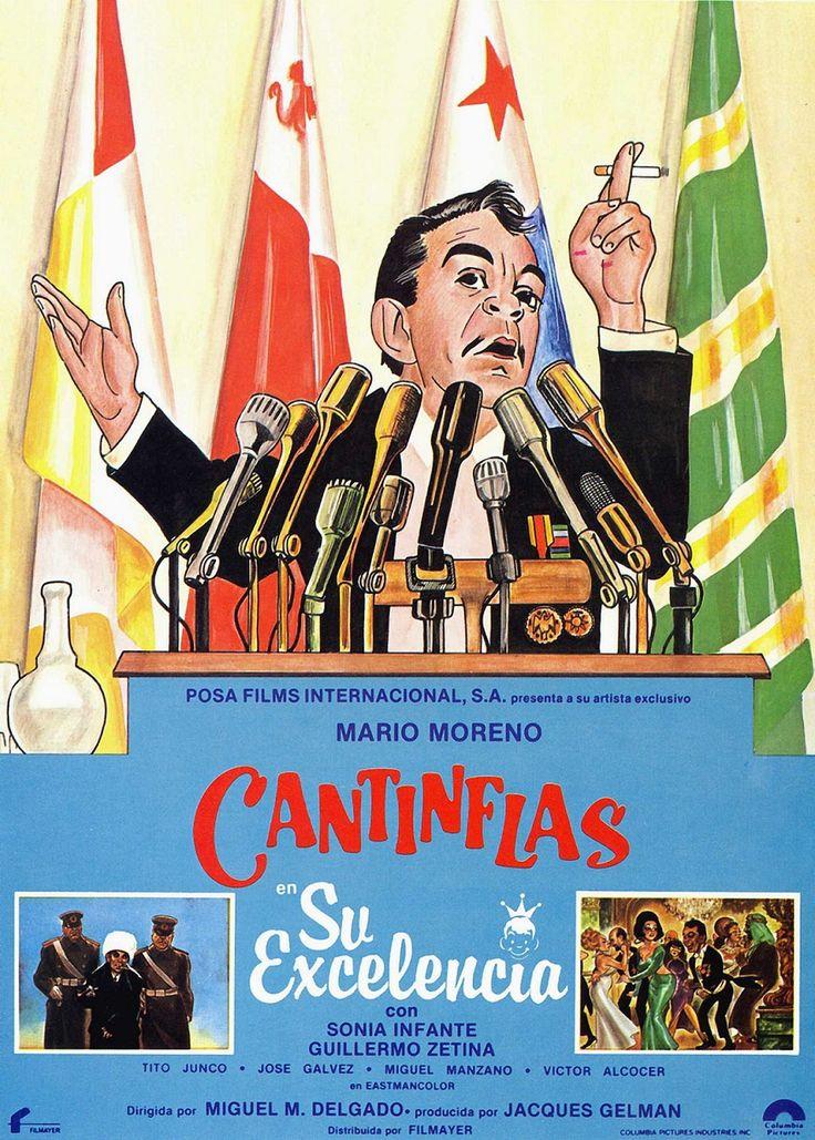"""Su excelencia (1967) """"Su excelencia"""" de Miguel M. Delgado - tt0061038"""