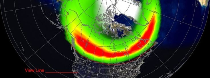 05/08/2016 - Strong geomagnetic storms in progress