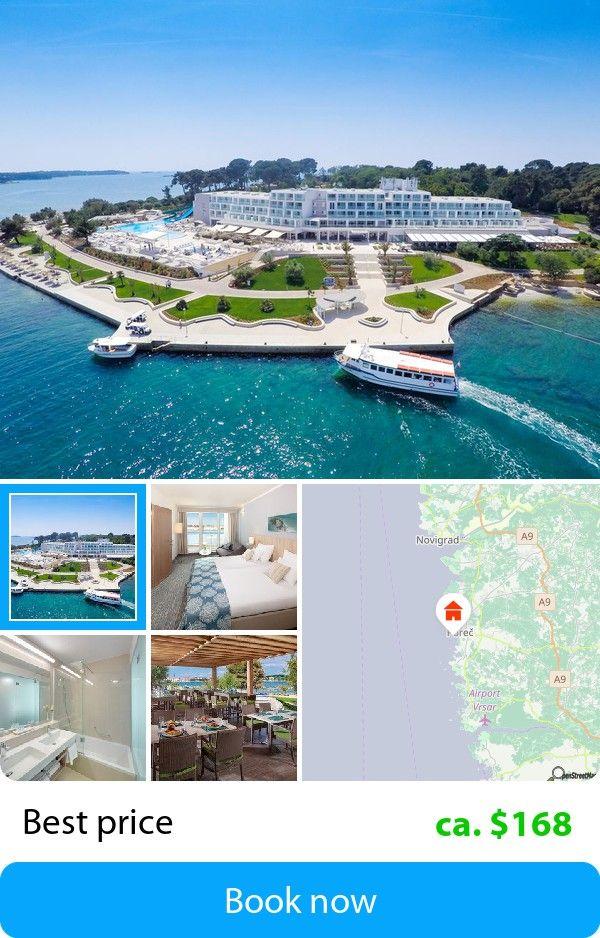 Valamar Isabella Island Resort 4* (Porec, Croatia) – Book this hotel at the cheapest price on sefibo.