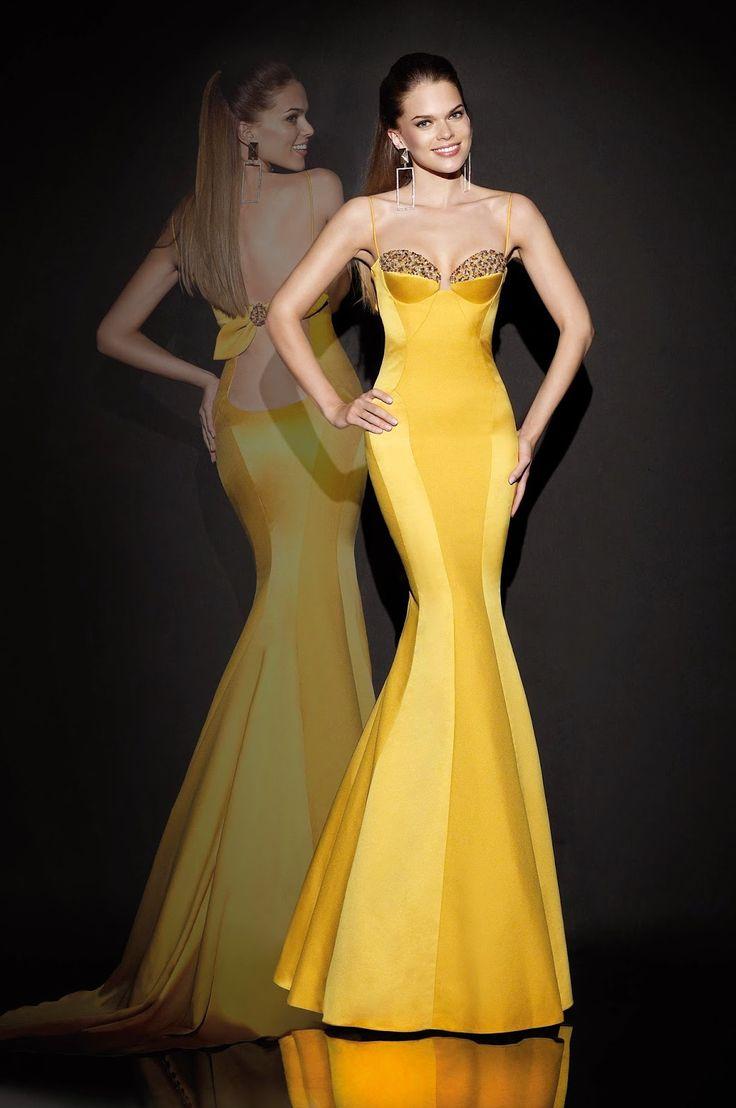 Llamativos vestidos largos de noche   Especial de Vestidos de fiesta