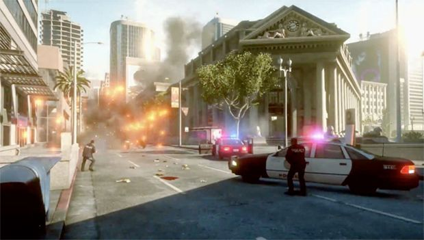 Battlefield Hardline   PS3,PS4, XBOX 360, XBOX ONE, PC, Wii? (idk)