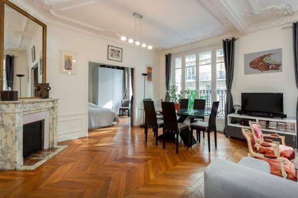 Стиль лофт в интерьере: классический парижский Loft Style
