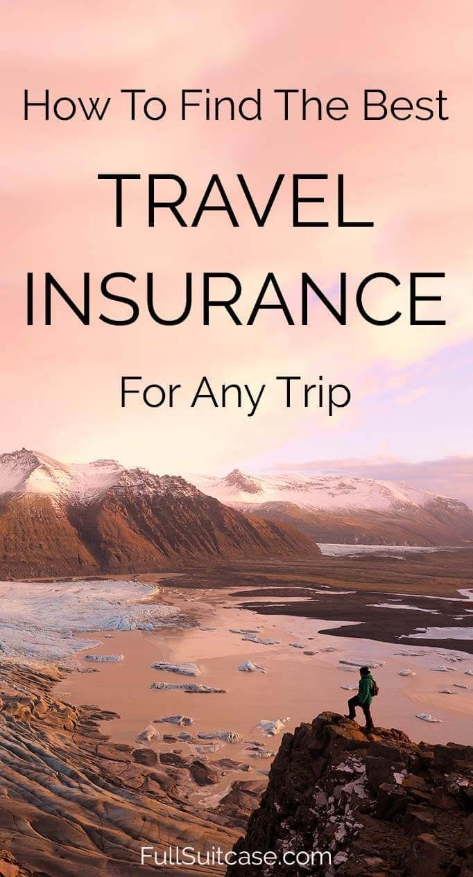 How To Find The Best International Travel Insurance