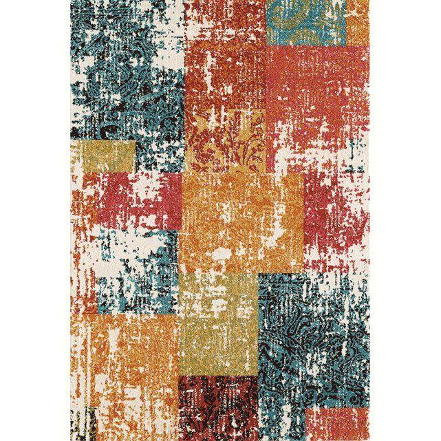 image tapis salon oriental destructure 5 en polypropylne par unamourdetapis tapis moderne un amour