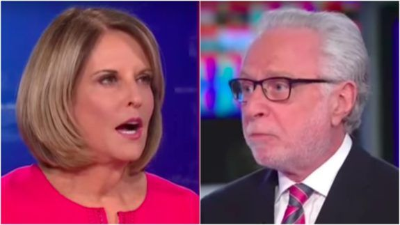 Awkward: Wolf Blitzer Humiliates Gloria Border of CNN on Quality Of Her White House Sources [VIDEO]