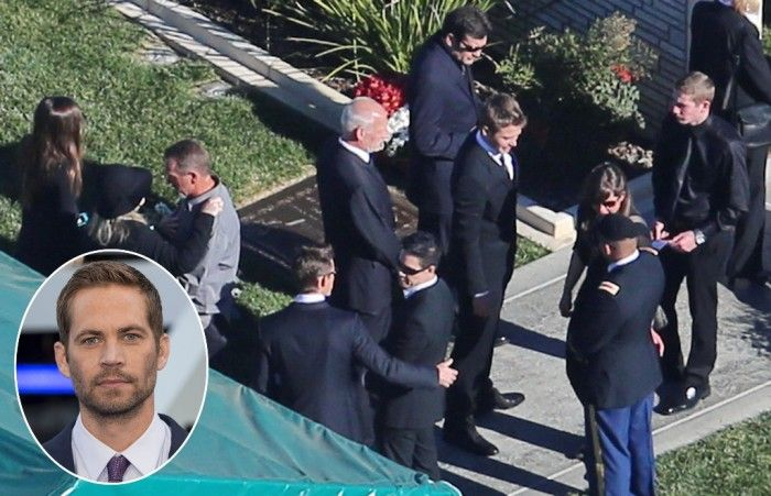 Paul Walker's Brother,Cody Walker , Will Complete His Role in Fast & Furious 7, Do You Like Him? ... 1387061259_paul-walker-funeral_2 └▶ └▶ http://www.pouted.com/?p=30823