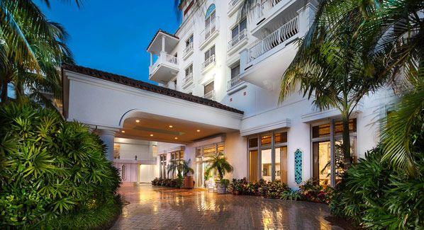 Fort Lauderdale Lago Mar Resort, Florida