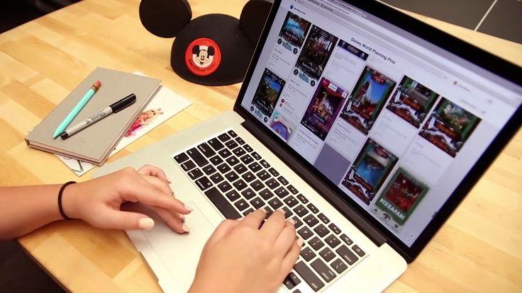 Disney Parks: Pinterest Planning Campaign Case Study