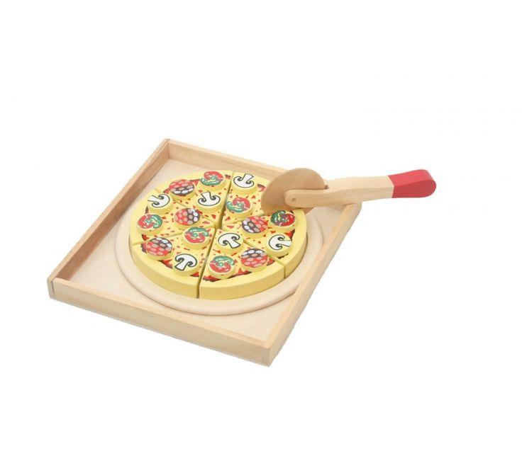 ImageToys, pizza m. topping