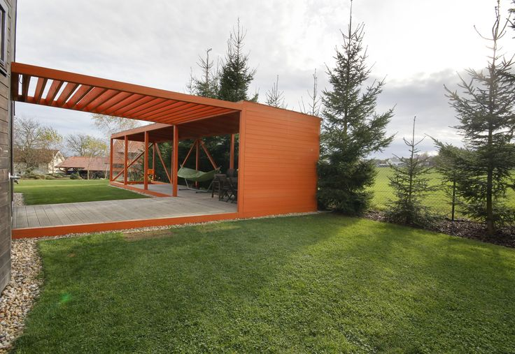 orange terrace