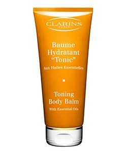 Clarins Tonic Body Balm 200ml Change your tone. This refreshing body treatmentampmdashwith a firming blend of Ginseng and Apple Seed Oilampmdashsoothes dryness, improves vitality and promotes the appearance of toned, supplelooking http://www.MightGet.com/january-2017-11/clarins-tonic-body-balm-200ml.asp
