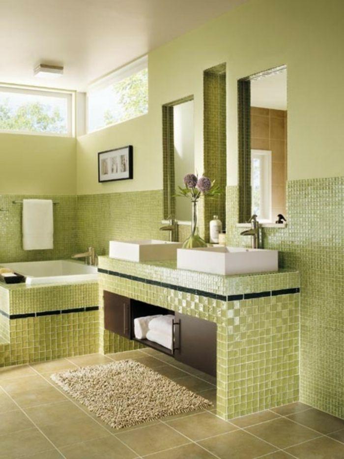 40 erstaunliche Badezimmer Deko Ideen | Badeinrichtung ...