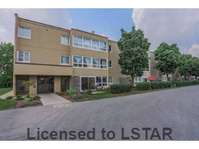 1445 HURON ST - Ground floor unit with access to private patio. Spacious living room finished with laminate floor,two good size bedrooms,lots of cabinets kitchen with eating area. Unit is clean and bright. Great investment.no pictures due to tenant privacy. CALL OLHA FRANKIV, Sales Representative 519.673.3390