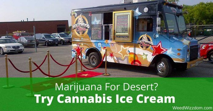 Marijuana For Desert? Try Cannabis Ice Cream