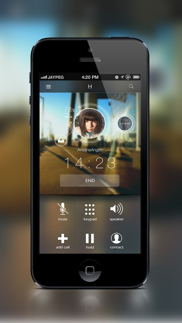#UI #app #design #interface