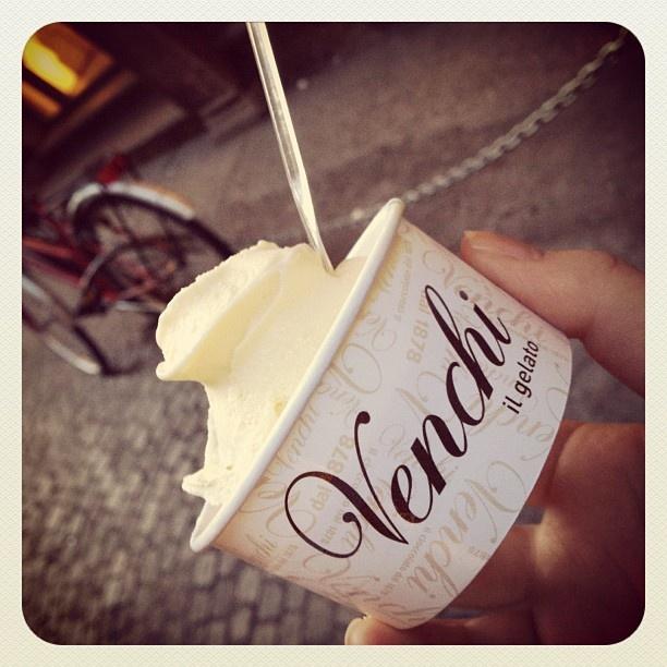 Venchi ice cream