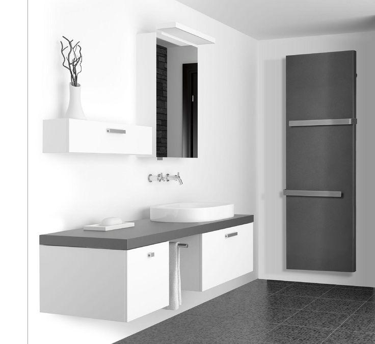 Grzejnik łazienkowy Design - Radeco - Wall
