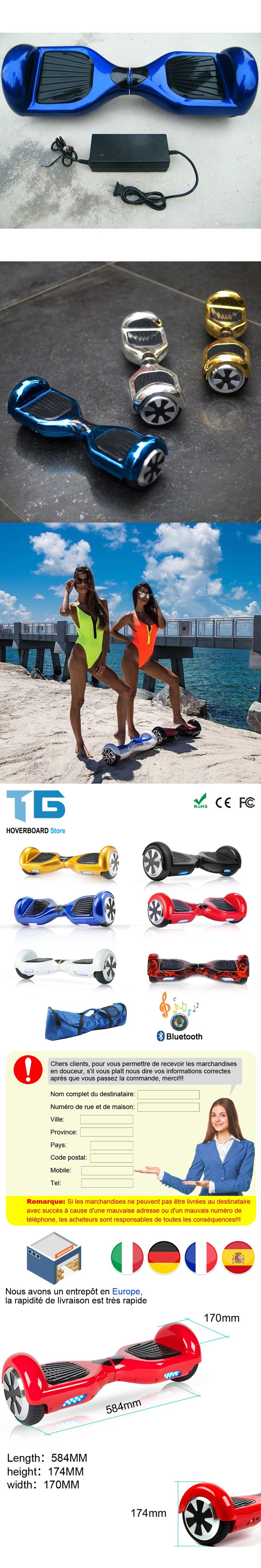 hoverboard patinete electrico Self Balance Scooters overboard electric skateboard oxboard trottinette electrique adulte unicycle