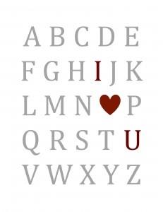 Adorable FREE Valentine's Day Decor Printables